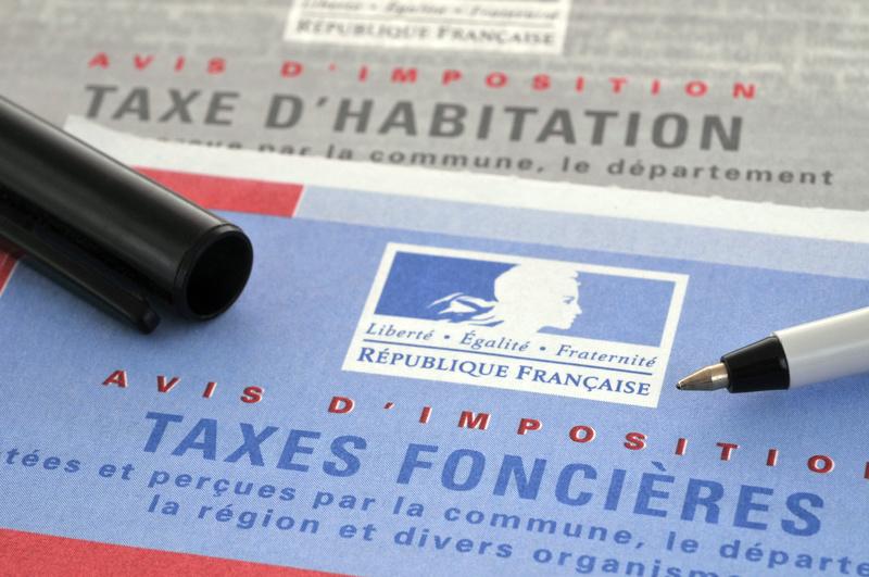 impôts locaux et fonciers